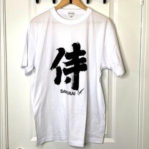 XL Japan White TShirt